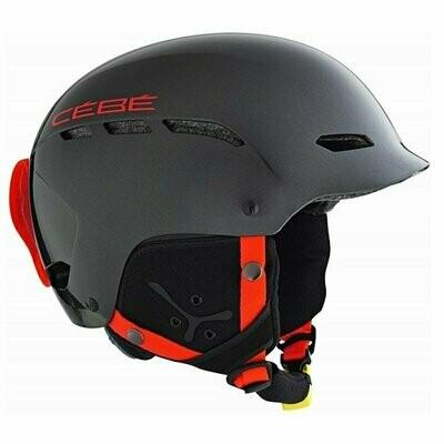 2019 Шлем CEBE Dusk Junior Mat Black Pink