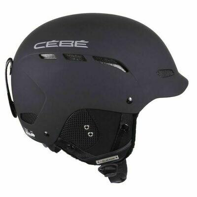 2016 Шлем CEBE DUSK мат./черн. р. 52-55
