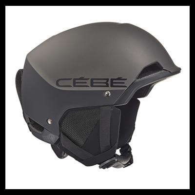 2020 Шлем CEBE METHOD метал.-черн.