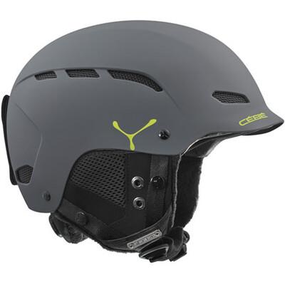 2020 Шлем CEBE DUSK сер./лайм