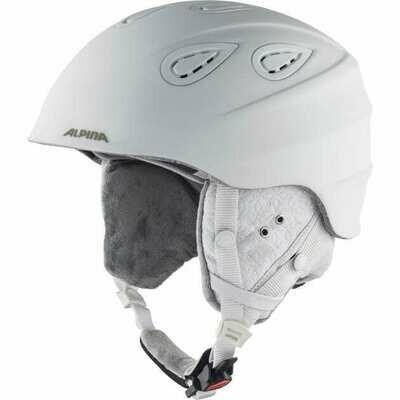 2020 Шлем ALPINA Grap 2.0 LE мат. бел.