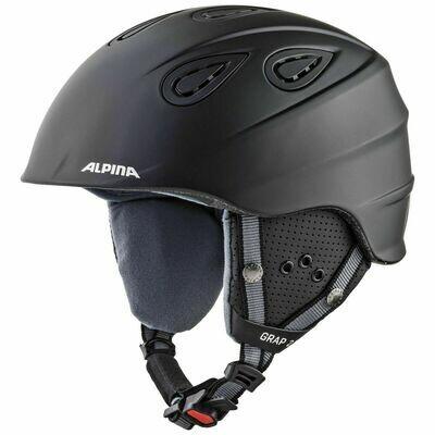 2020 Шлем ALPINA Grap 2.0 мат. черн.