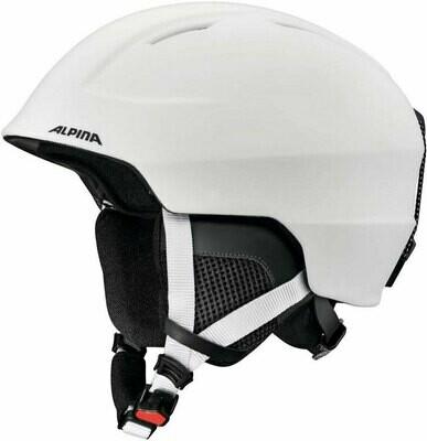 2020 Шлем ALPINA Chute бел.