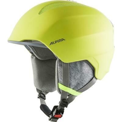 2021 Шлем юниорский ALPINA Grand Jr неон./желт.