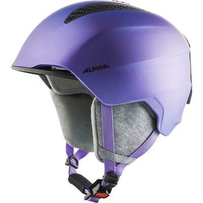 2021 Шлем юниорский ALPINA Grand Jr сирен.
