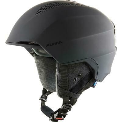2021 Шлем ALPINA Grand Lavalan черн.