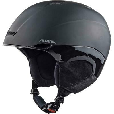 2021 Шлем ALPINA Parsena черн.