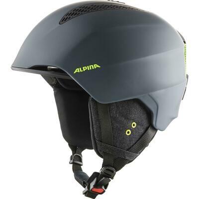 2021 Шлем ALPINA Grand темн. син.