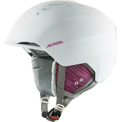 2021 Шлем ALPINA Grand бел./роз.