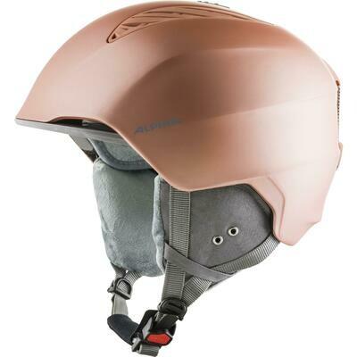 2021 Шлем ALPINA Grand рыж.