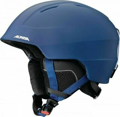 2021 Шлем ALPINA Chute темн. син.