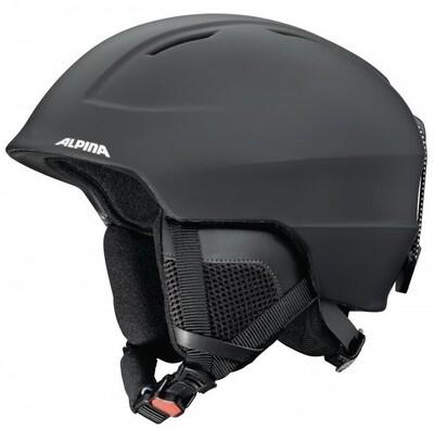 2021 Шлем ALPINA Chute черн.