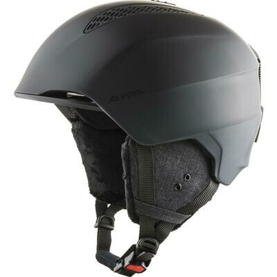 2021 Шлем ALPINA Grand черн.