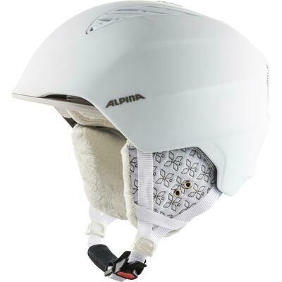 2021 Шлем ALPINA Grand бел./ беж.