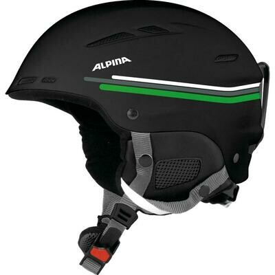 2021 Шлем ALPINA Biom черн./сер.