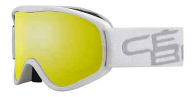 2019 Маска CEBE RAZOR M  White  Yellow кат.1