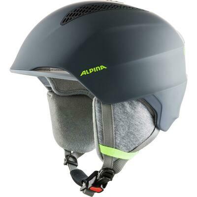 2021 Шлем юниорский ALPINA Grand Jr син./желт.