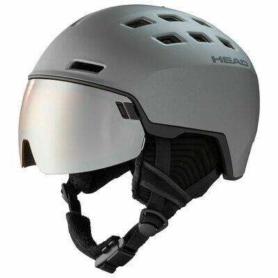 2021 Шлем HEAD RADAR с визором графит/черн.