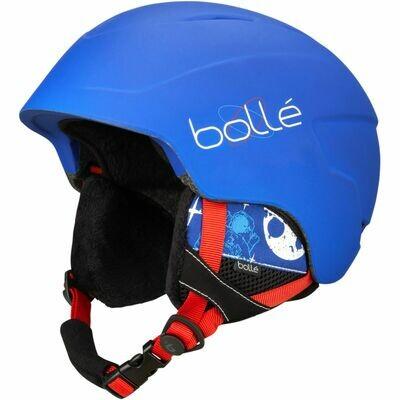 2021 Шлем BOLLE B-LIEVE MATTE NAVY AEROSPACE р. 53-57