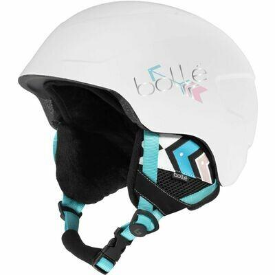 2021 Шлем BOLLE B-LIEVE MATTE WHITE APACHE р. 53-57