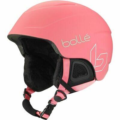 2021 Шлем BOLLE B-LIEVE ROSE MINT MATTE р. 53-57