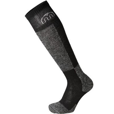 Носки MICO Ski performance sock in polypropylene+wool сер.