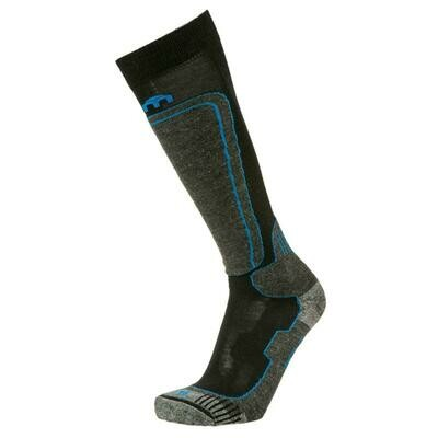 Носки MICO Ski technical sock in merino wool сер.