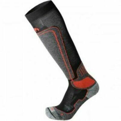 Носки MICO Ski technical sock in merino wool черн.