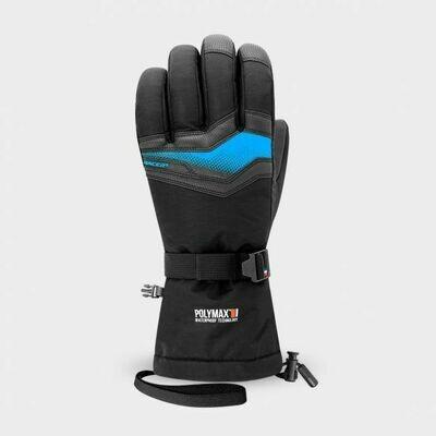 Перчатки RACER LOGIC3 черн./син.