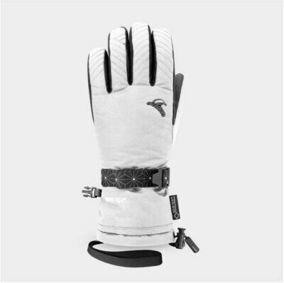 Перчатки RACER NATIVE3 бел.