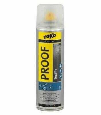 Средство по уходу TOKO Textile Proof 250мл.