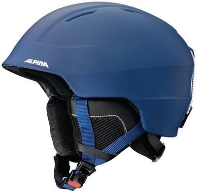 2021 Шлем Alpina Chute Night Blue Matt р. 58-61