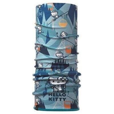 2021 Бандана Buff Hello Kitty Child Polar Ski Day Turquoise