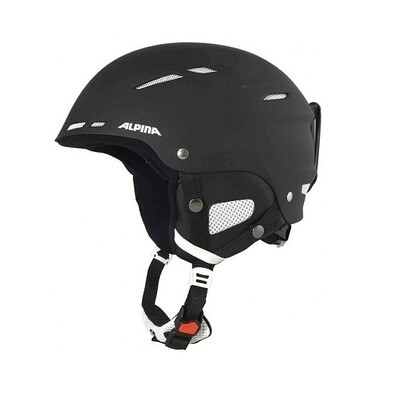 2021 Шлем Alpina Biom Black Matt р. 54-58