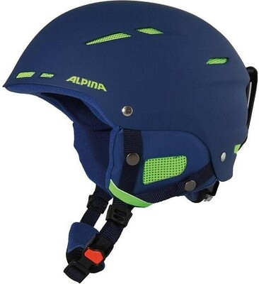 2021 Шлем Alpina Biom Navy Matt