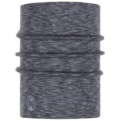 2021 Бандана Buff HW Merino Wool Fog Grey Multi Stripes