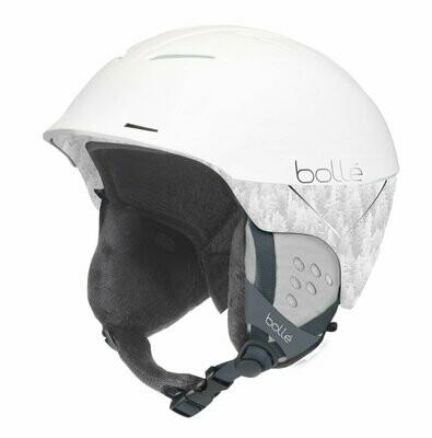 2020 Шлем BOLLE SYNERGY бел. р. 52-54