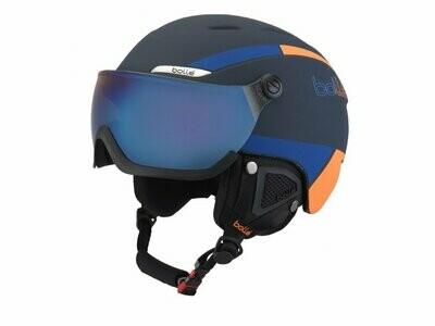 2020 Шлем BOLLE B-YOND с визором син./оранж. р. 58-61