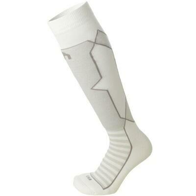 Носки MICO Woman Performance ski socks in wool (001) р. M