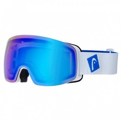 Маска HEAD GALACTIC FS FMR white/blue
