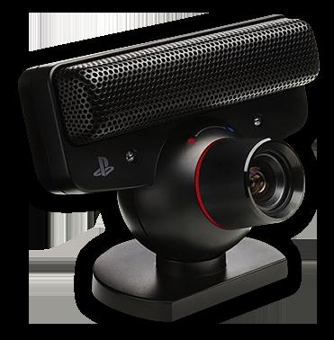 PS3 Camera (IR Filter Removed)