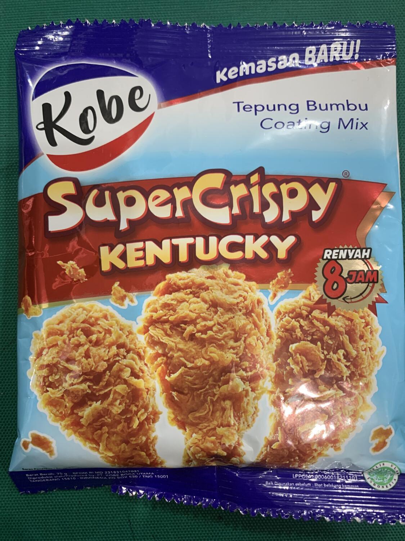 Kobe Super Crispy Kentucky 75g