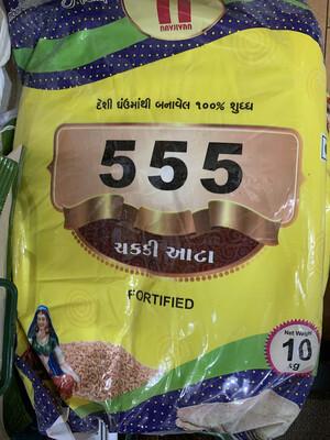 555 Atta  /  Wheat Flour 10kg