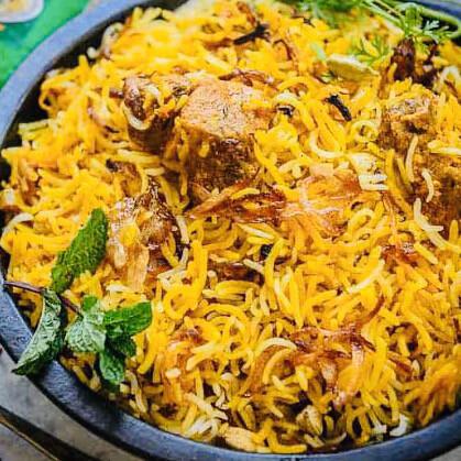 Fresh  Madina Mutton Biryani