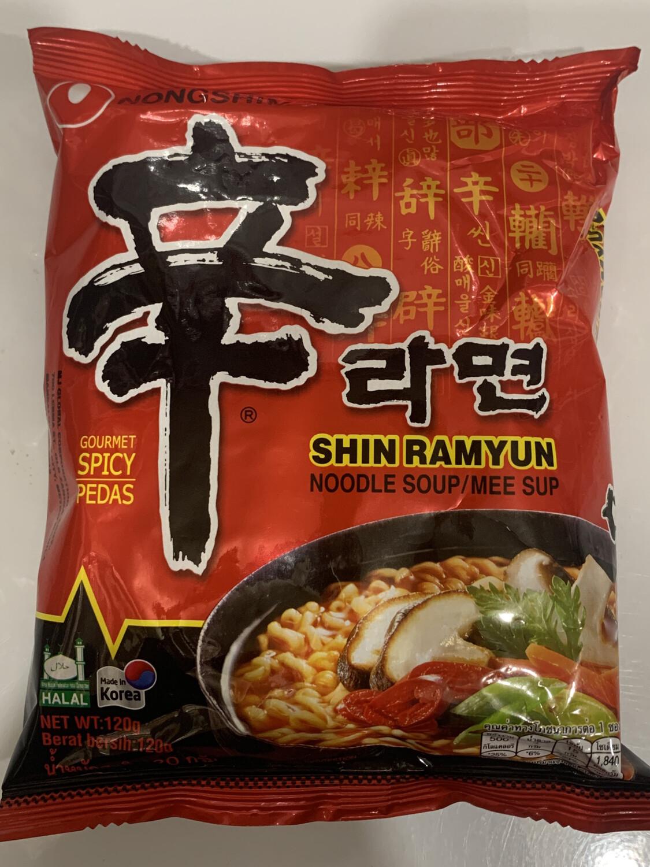 Shin Ramyun  / Soup Noodles 120g