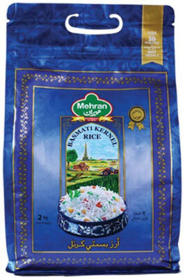 Basmoti Rice Mehran 5kg (from Pakistan)
