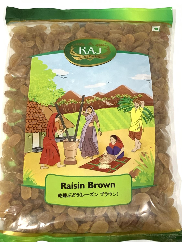 Raisin / Kismis Brown Big Pack 500g