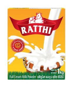 Ratthi Full Cream Milk Powder 1kg