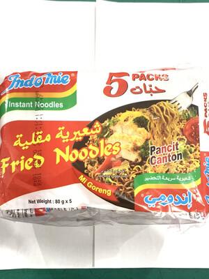 Indomie Fried Noodles 5pcs Pack
