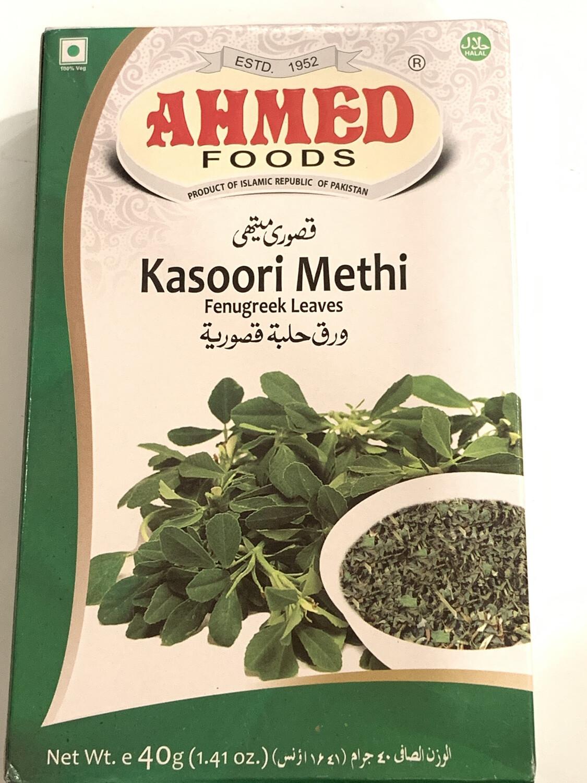 Ahmed Kasoori Methi /